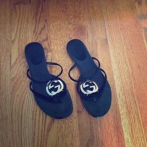 Gucci sandals size 5